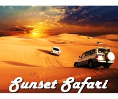 Desert Evening Safari in Dubai