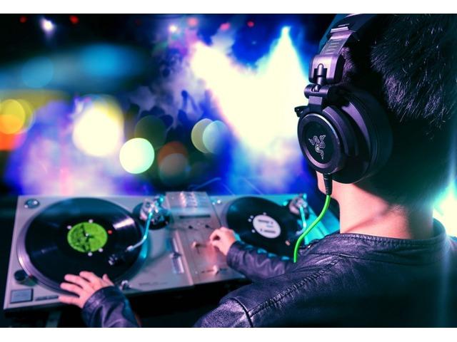 Professional International DJ in Dubai