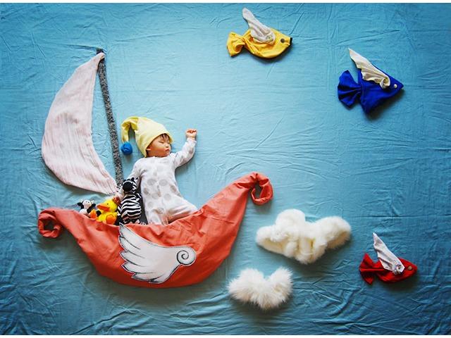 Baby Photography Service in Dubai