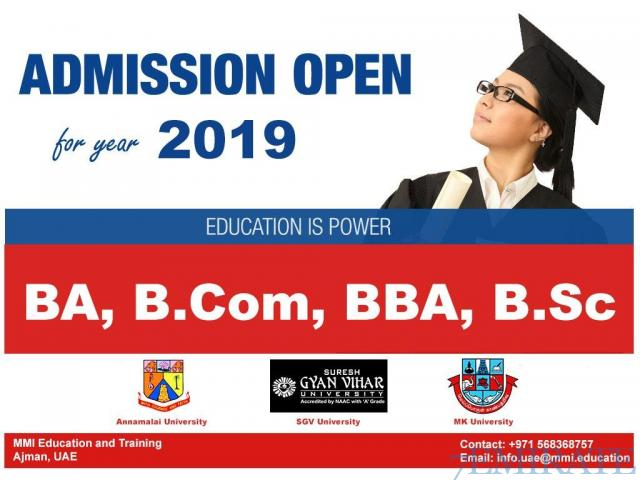 Complete your 10th,12th,Degree & Master Degree (Distance