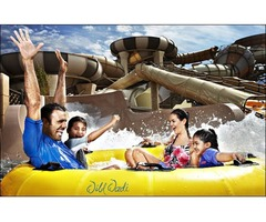 50% Discounted Tickets for Yas,Ferrari and Wild Wadi
