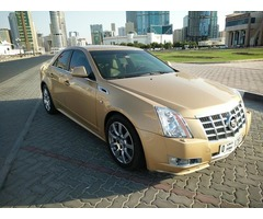 Cadillac CTS 2013 for Sale in Dubai