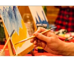 Professional Painting Classes for All Age