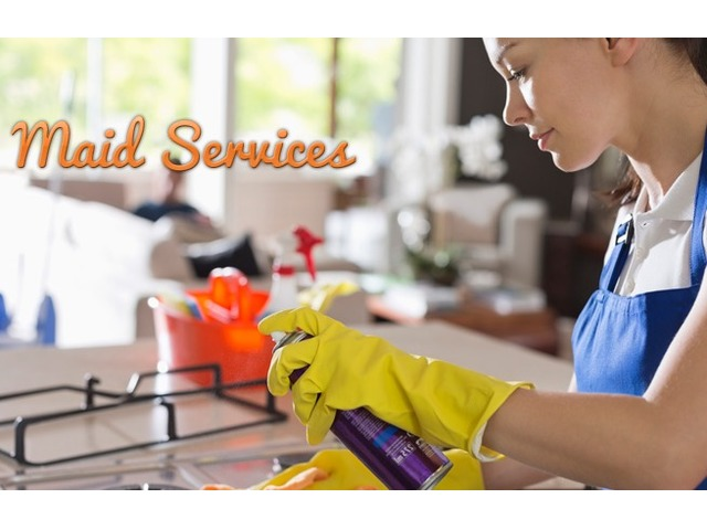 Hourly Maid Service in Dubai and Sharjah
