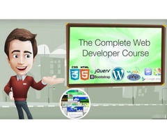 Web Designing and Development Courses in Sharjah