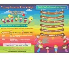 Young Genius Fun Camp