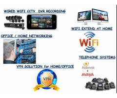 IT Expert Solutions in Sharjah | Dubai | Asterisk IP PBX / Wireless Internet / VPN Router