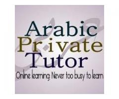 Arabic Tutor Available in Sharjah