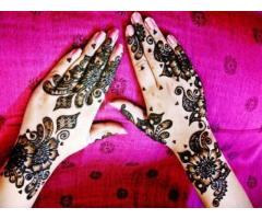 Henna Service At Your Door Step in Dubai