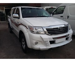 Toyota Hilux 2013 model for Sale in Sharjah