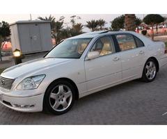 Lexus 2004 full option for sale in Fujairah