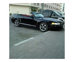 Ford Mustang Convertible 2004 for Sale Sharjah