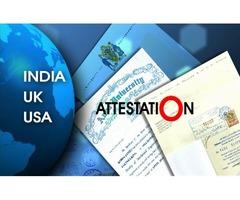 Certificate Attestation Service Provider in Dubai