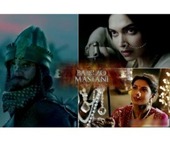 2 Tickets for Sale of Bajirao Mastani Movie