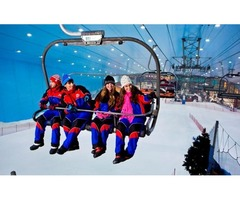 Superpass Tickets for Ski Dubai