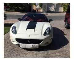 Ferari California 2010 for Sale in Dubai