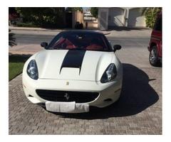 Ferari California 2010 for Sale in Dubai