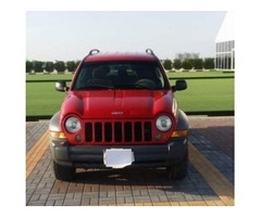 Jeep Liberty GCC 2005 for Sale in Ras Al Khaimah