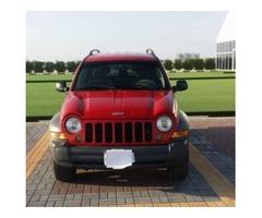 Jeep Liberty GCC 2005 for Sale in Ras Al Khaimah