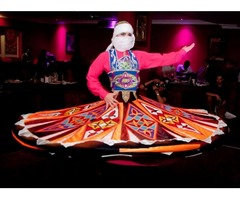 Belly Dancer and Tanoura Dancer for New Year and Events