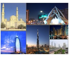 Dubai City Tour Package at Discounted Price