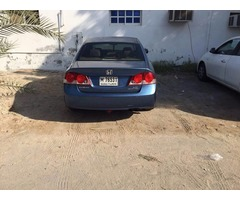 Honda Civic 2006 Model for Sale in Ras Al Khaimah