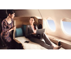 Business Class Airline Tickets at Discounted Price