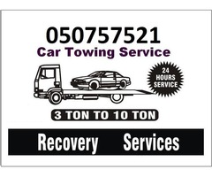 Recovery car towing service in dubai and Sharjah