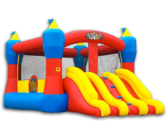 Bouncy Castles are available for all kinds of parties events