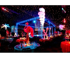 Unlimited Events and Parties Production in Dubai, UAE