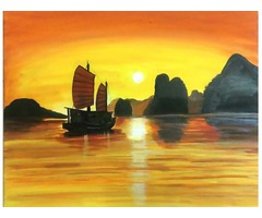 REAL PAINTINGS FOR SALE