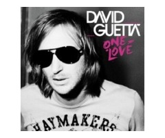 2 General Admission Tickets for David Guetta NYE