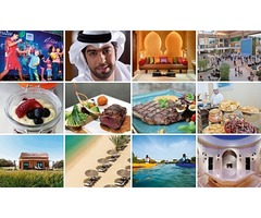 Abu Dhabi Entertainer Book 2016 for Sale