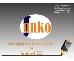 Packaging Materials Suppliers UAE