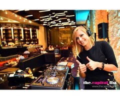 Freelance Female DJ from Ukraine in Dubai
