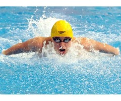 Private Swimming Coach in Dubai