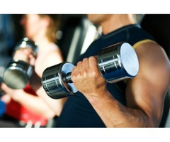 Personal Trainer for Body Fitness in Dubai