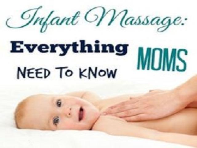 Mother & Baby Massage Therapist in Dubai