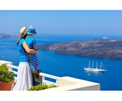 Greece Holiday Package from Dubai