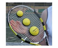 Private Tennis Lessons from Professional