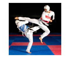 Taekwondo Training in Abu Dhabi