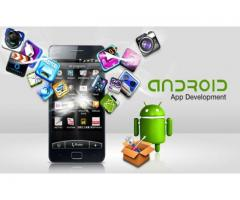 We Develop Android Apps for you