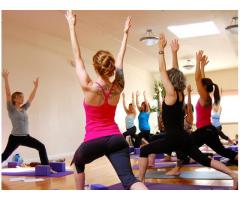 Female Yoga Trainer Available in Dubai