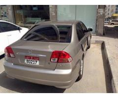 Honda Civic Lxi 2005 for Sale