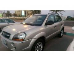 Hyundai Tucson 2005 for Sale in Abu Dhabi