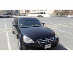 Nissan Altima 2006 for Sale in Dubai