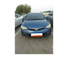 Honda Civic 2008 for Sale in Dubai