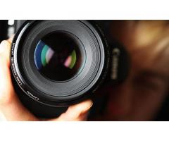 Photographer Required for luxury Brand in Dubai
