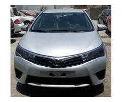 Toyota Corolla 2015 for sale in low price GCC Specification