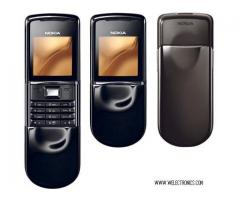 NOKIA 8800 SIRICCO BLACK